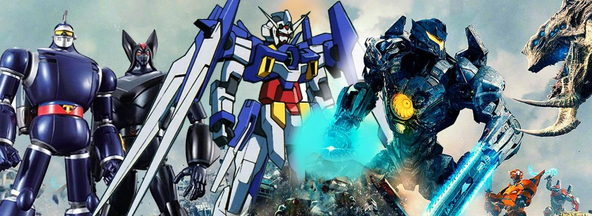Pacific Rim: Uprising Mecha Anime Influences