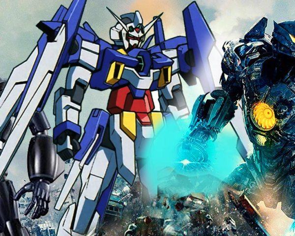 Pacific Rim: Uprising Mecha Anime Influences