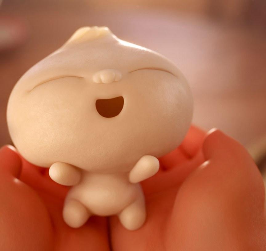 Disney Pixar Bao Domee Shi