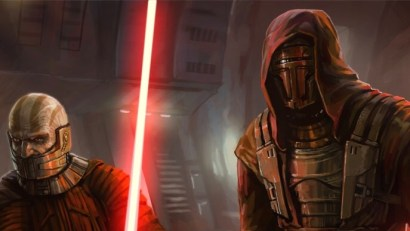 Revan and Malak from Star Wars KOTOR