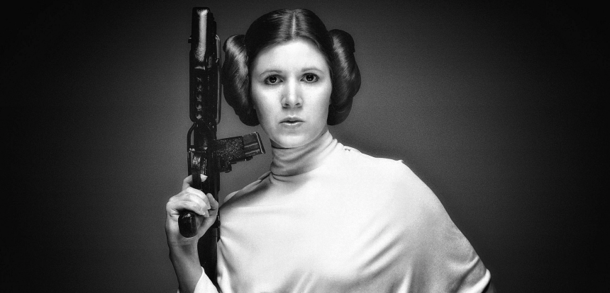 May The Force Be With You, Carrie, Always