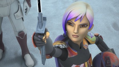 Todd's Star Wars Rebels Review - Legacy of Mandalore