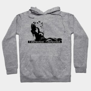 Bodhi Rook Defector hoodie from Dork Side Productions