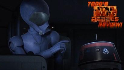 Rebels Review - Secret Agent Droid
