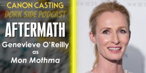 Genevieve O'Reilly as Mon Mothma
