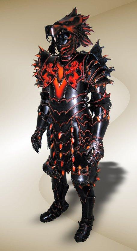 lion_armor___complete_by_azmal-d18tkmz