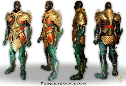medieval_aquaman_leather_armor_compiled_view_by_azmal-d5yf81y