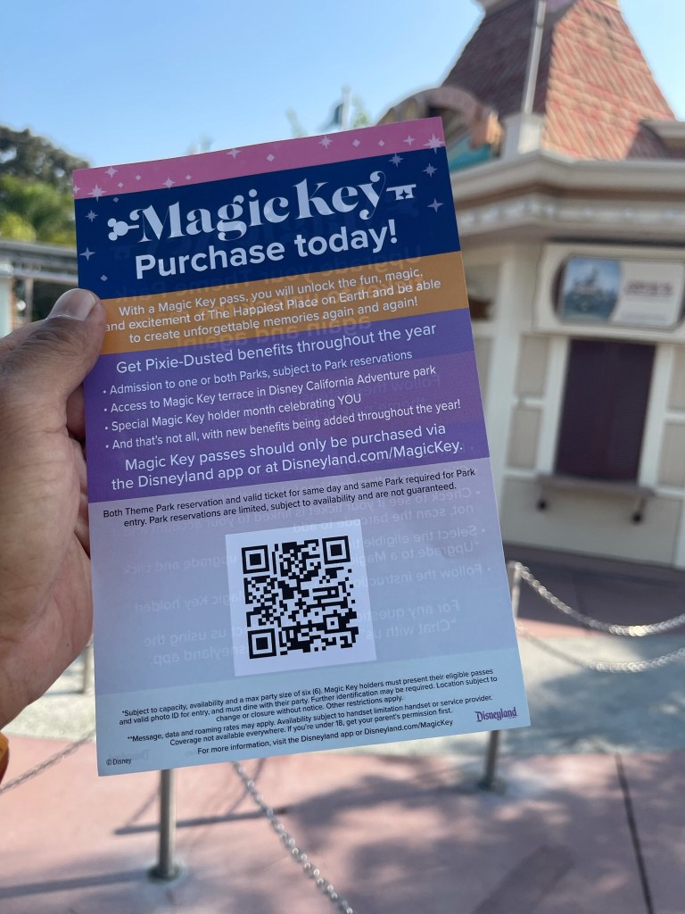 magic key information pamphlet