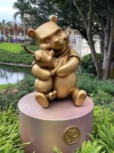pooh and piglet disney fab 50