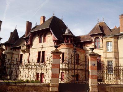 Maison Mantin Moulins