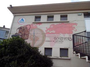 Auberge de jeunesse Poitiers