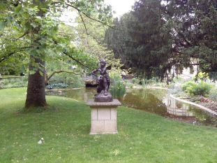 parc de Blossac Poitiers