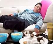 Gordo dormilón