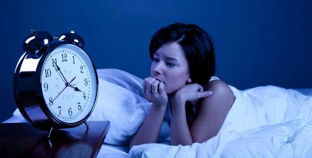 Dormir con estrés
