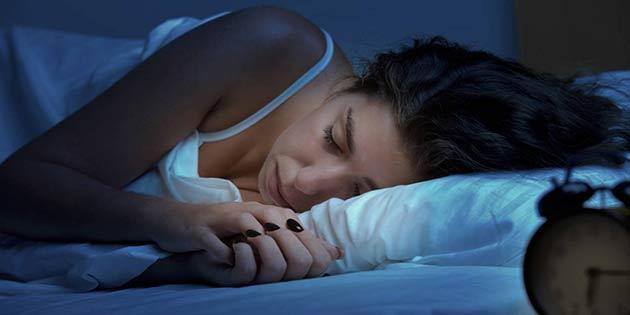 Por qué dormir 3 horas