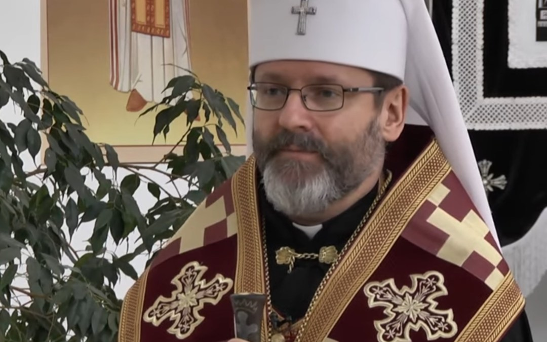 His Beatitude Patriarch Sviatoslav' Paschal Message 2020 (ENG/UKR)