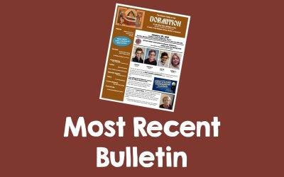 Bulletin May 2