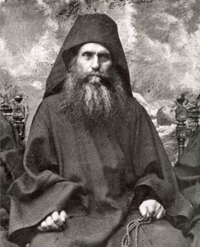 Saint Silouan the Athonite (circa 1930)