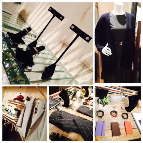 MM. LaFleur showroom