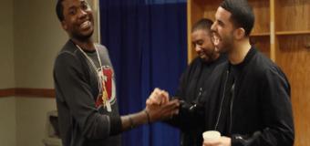 Drake vs. Meek Mill  (A couple tweets vs. A Couple Bars)