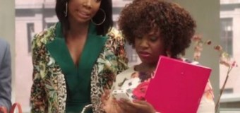 """Brandy stars in new sitcom """"Zoe Ever After"""""""