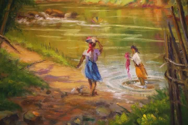 Exposição o Itinerário da Água - Divulgação