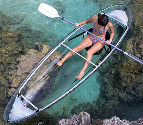 sexy-woman-see-through-canoe