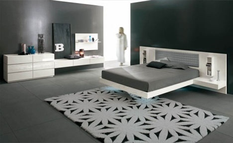 Futuristic Bed Appears To Float Designs Amp Ideas On Dornob