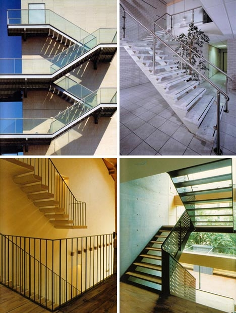 Open House 10 Modern Spiral Staircase Design Pictures Designs | Converting Spiral Staircase To Straight | Stair Case | Building Regulations | Handrail | House | Attic Stairs