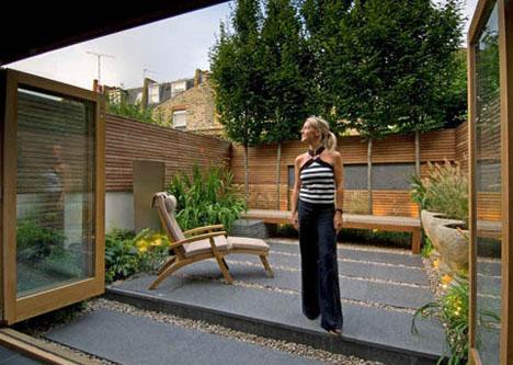 London Yard: 7 Grassless Gardens for Modern Urban Homes ... on Grassless Garden Ideas  id=80231