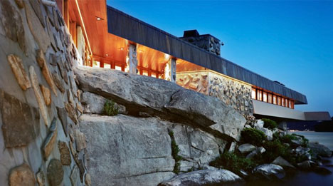 House Not Enough Buy A Whole Frank Lloyd Wright Island Designs Amp Ideas On Dornob