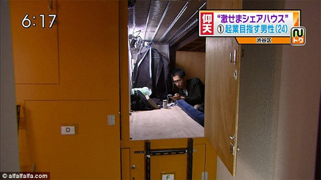 Tokyo S Tiniest Apartments Are Like Expensive Little Closets