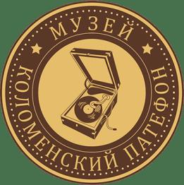 """Логотип музея """"Коломенский патефон"""""""