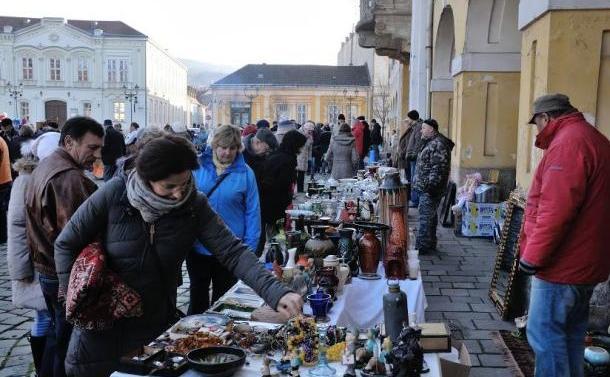 Régiségvásár Esztergomban