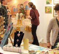 Szerdáig még megtekinthető a kézműves kiállítás
