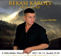 Rékasi Károly: Szerelem, Erdély