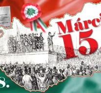 Március 15-i megemlékezések