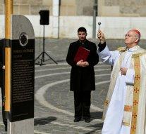 Nemzeti emlékhellyé avatták a Várhegyet és Vízivárost