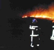 Ismét több tűzesethez riasztották térségünk tűzoltóit
