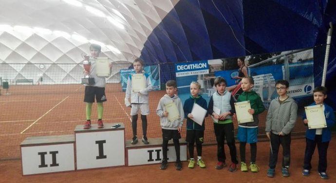 Dorogi tenisz sikerek