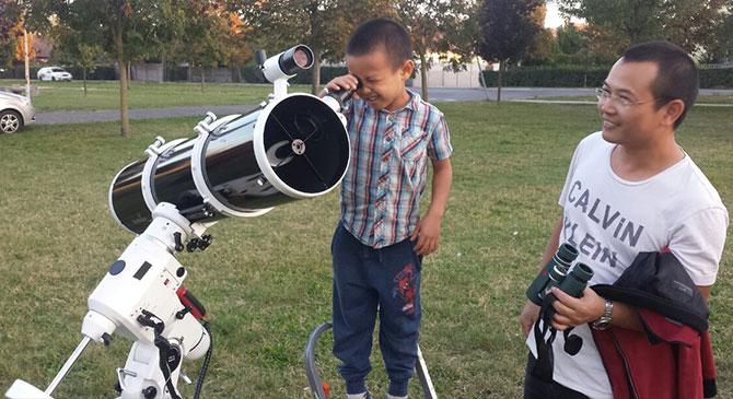 Csillagászat Napja Dorogon