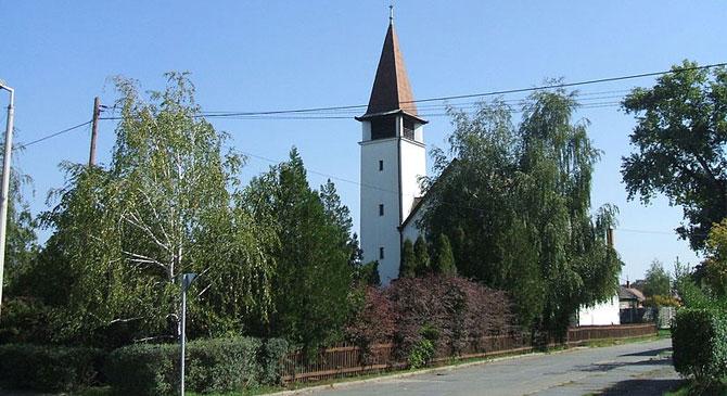 Dorogi Barangolások: Református templom