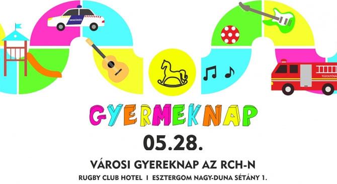 Gyermeknapi programok Esztergomban