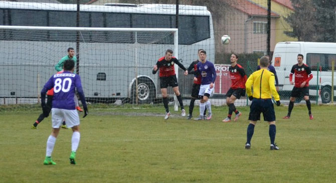 Simon és Medgyes góljával győzött Dorog