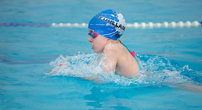 Dorogiak a nemzetközi úszóversenyen