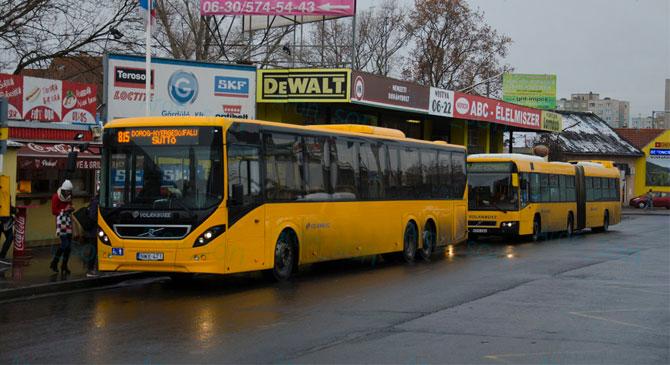 Változik térségünk autóbusz menetrendje