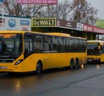 Autóbusz menetrendi változások a 10-es út térségében
