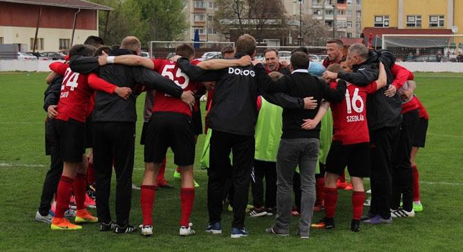 Németh Szabolcs viszi magával Sopronba a játékosokat