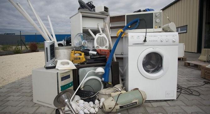 Elektronikai hulladékgyűjtés Leányváron