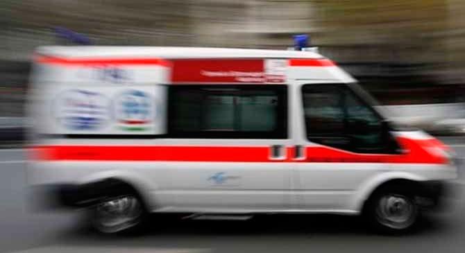 Mentőkre támadt egy nő Esztergomban